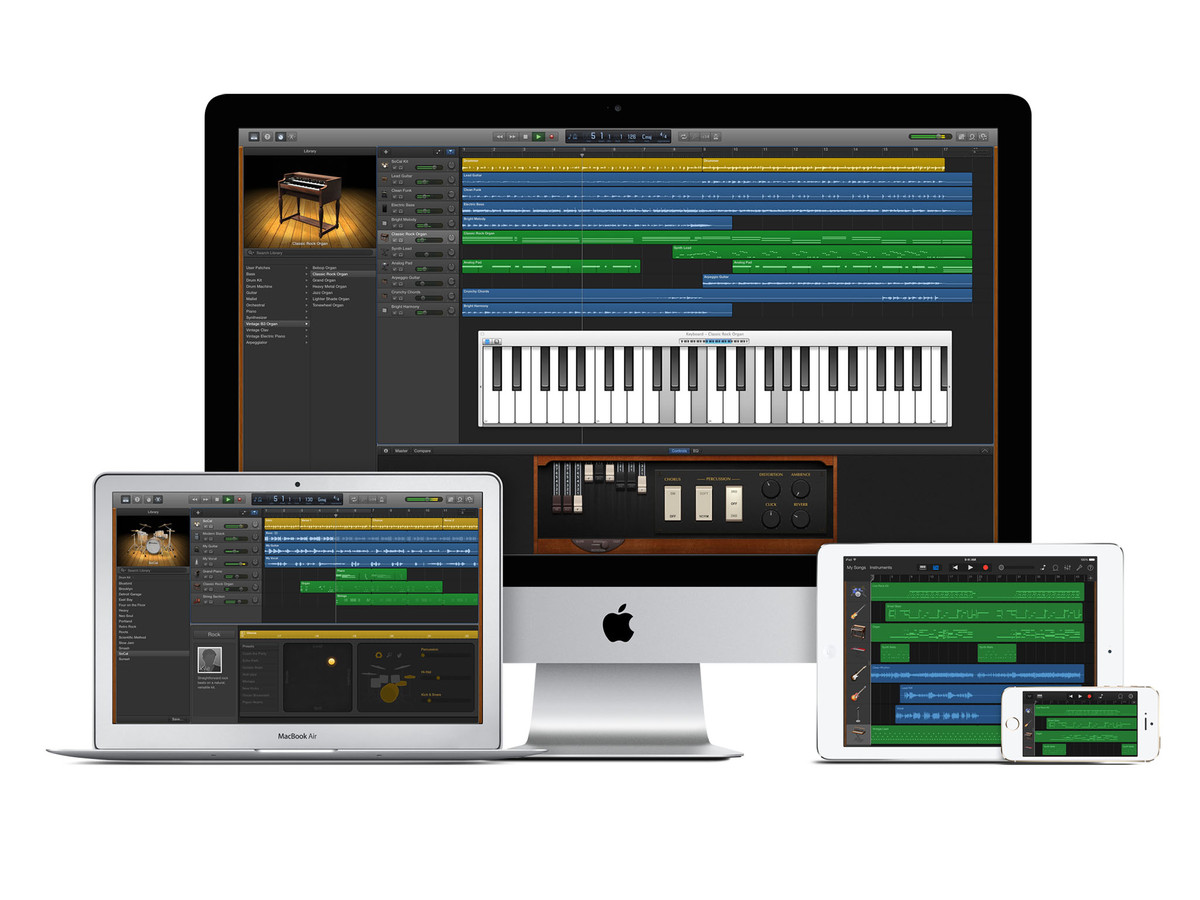 Download GarageBand For Mac OS Using iPadian Emulator