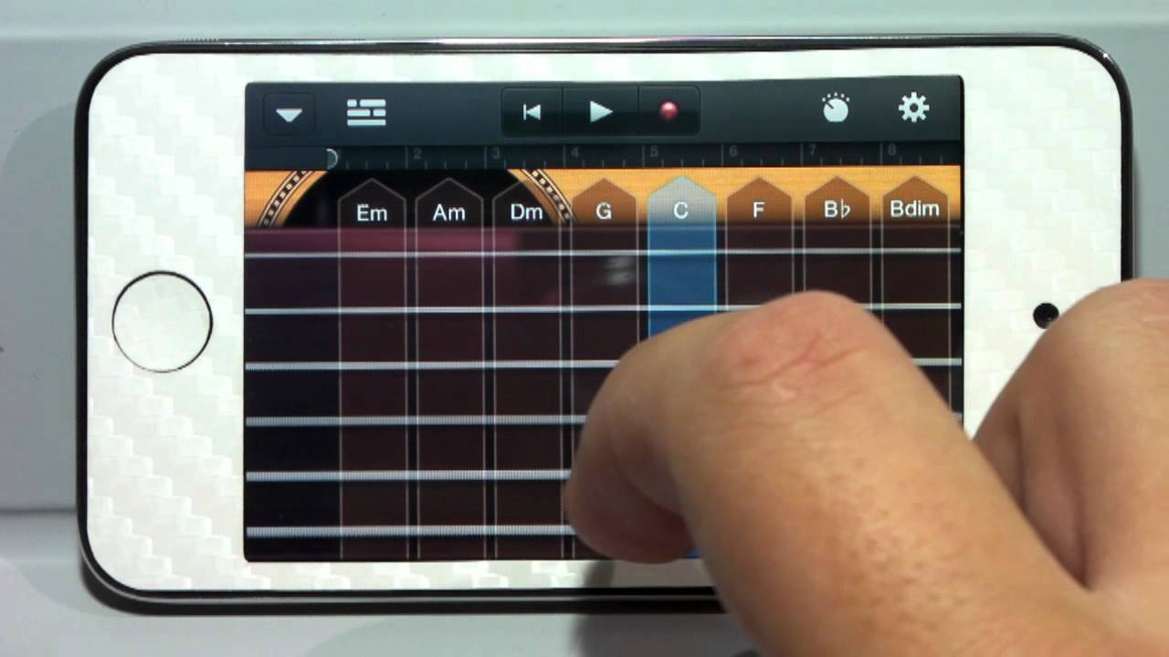 Download Garageband For Ios Iphone Ipad Garageband Ios